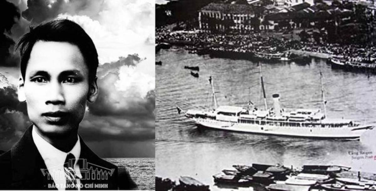 Ngày Bác Hồ ra đi tìm đường cứu nước (05/6/1911 - 05/6/2021) - Sự kiện mở đầu cho hành trình vĩ đại của dân tộc Việt Nam